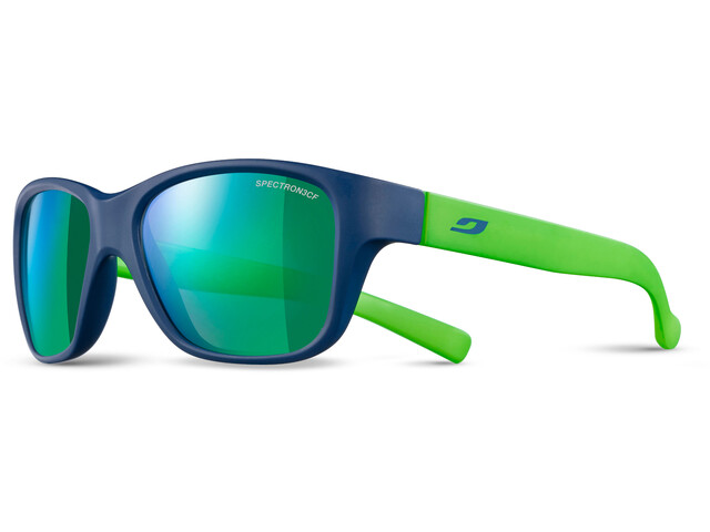 Julbo Turn Spectron 3CF Sunglasses Kids 4-8Y Dark Blue/Green-Multilayer Green